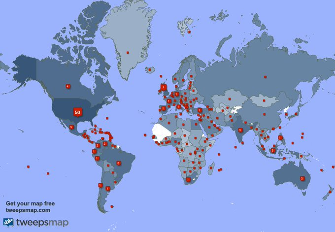 I have 546 new followers from USA, France, Canada, and more last week. See https://t.co/Rw9AAvUybD https://t