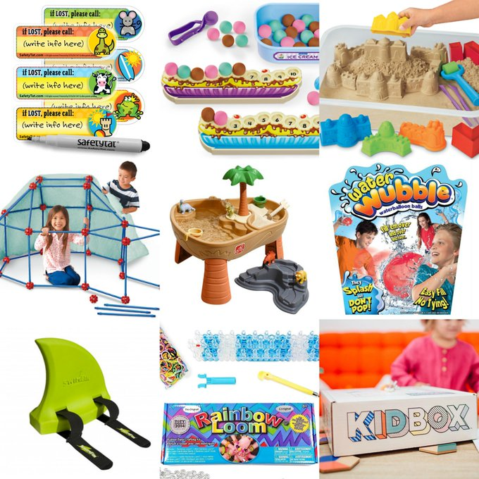Win a HUGE Summer Fun Prize Package!
