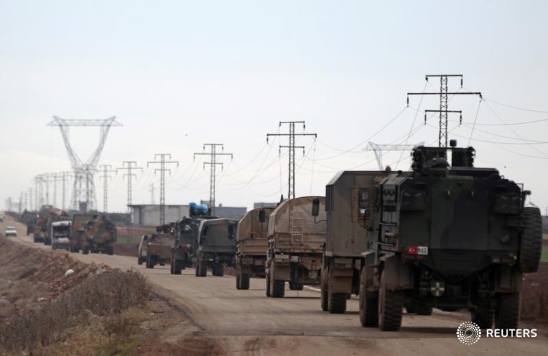 EXCLUSIVE: Kurdish YPG militia says Turkey is 'declaring war' in northwest Syria. More here: