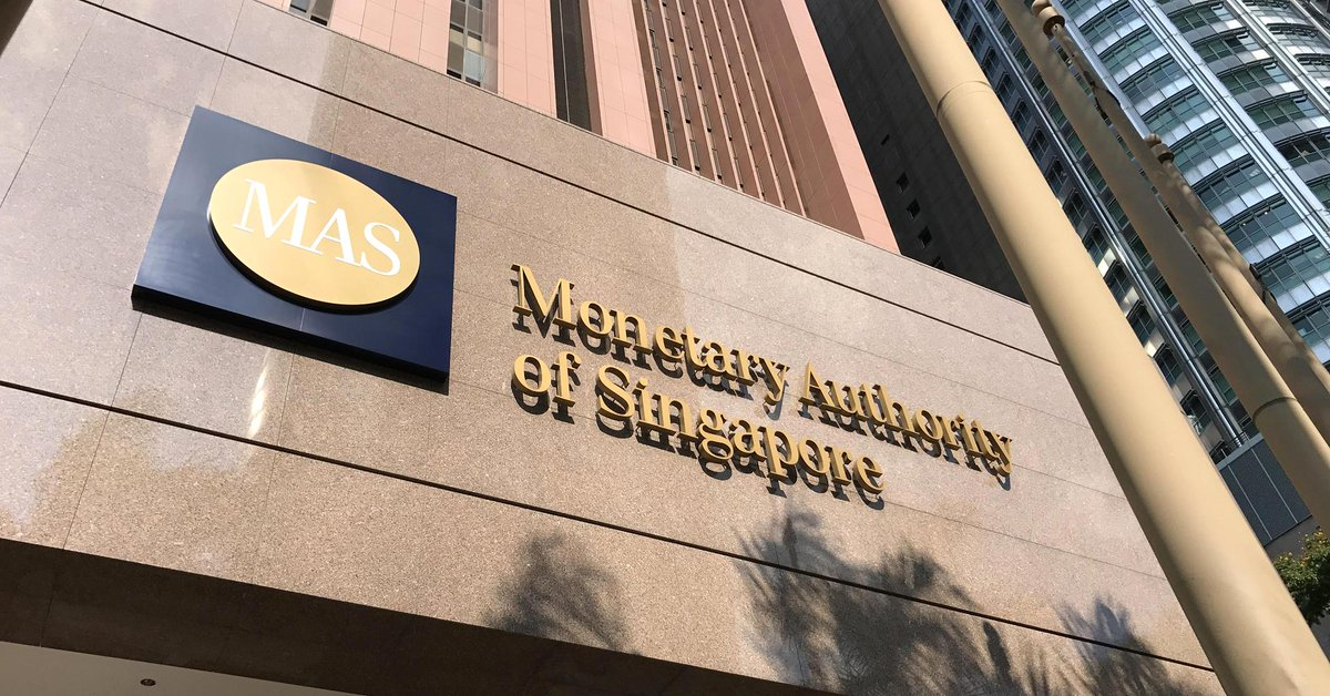 Singapore's central bank posts record net profit in year ending March 2017