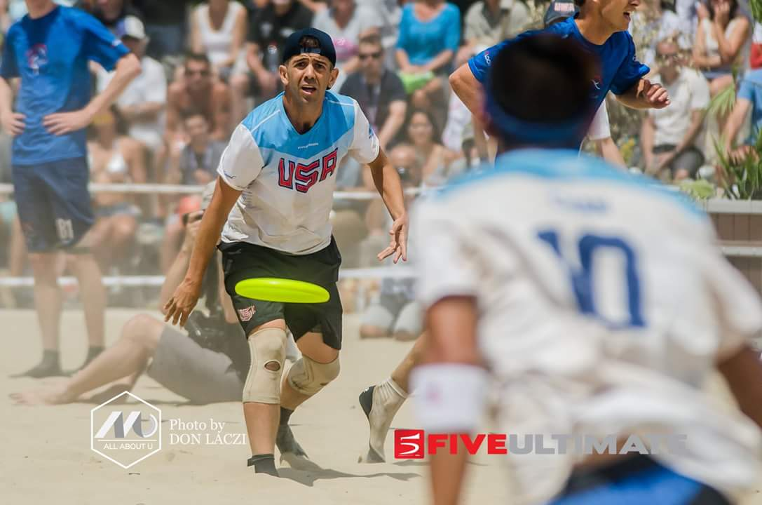 Mario O&#039;Brien of Team USA  #WCBU2017 #USA @FiveUltimateLLC https://t.co/mxg2pHTPvK <a href='https://twitter.com/PUImages/status/880340009760378880/photo/1' target='_blank'>See original &raquo;</a>