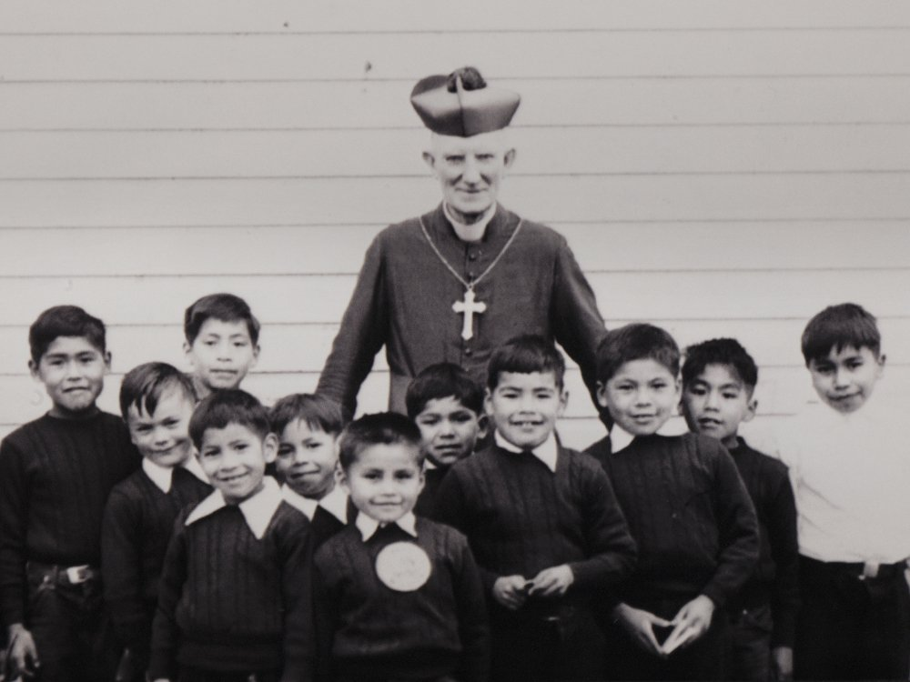 Residential schools seen as 'major black mark' in Canadian religious history: poll