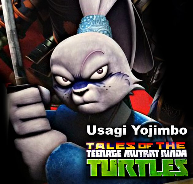 So happy and honored to announce my role of  's Usagi Yojimb