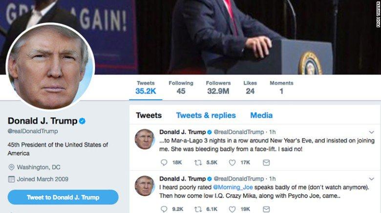 5 things for Friday:  - Trump tweets - China - Germany - Travel ban - US birth
