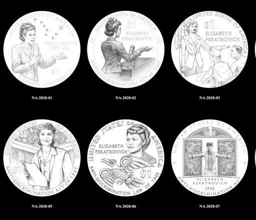 Q&A: Coin to mark Alaska's landmark 1945 civil rights law