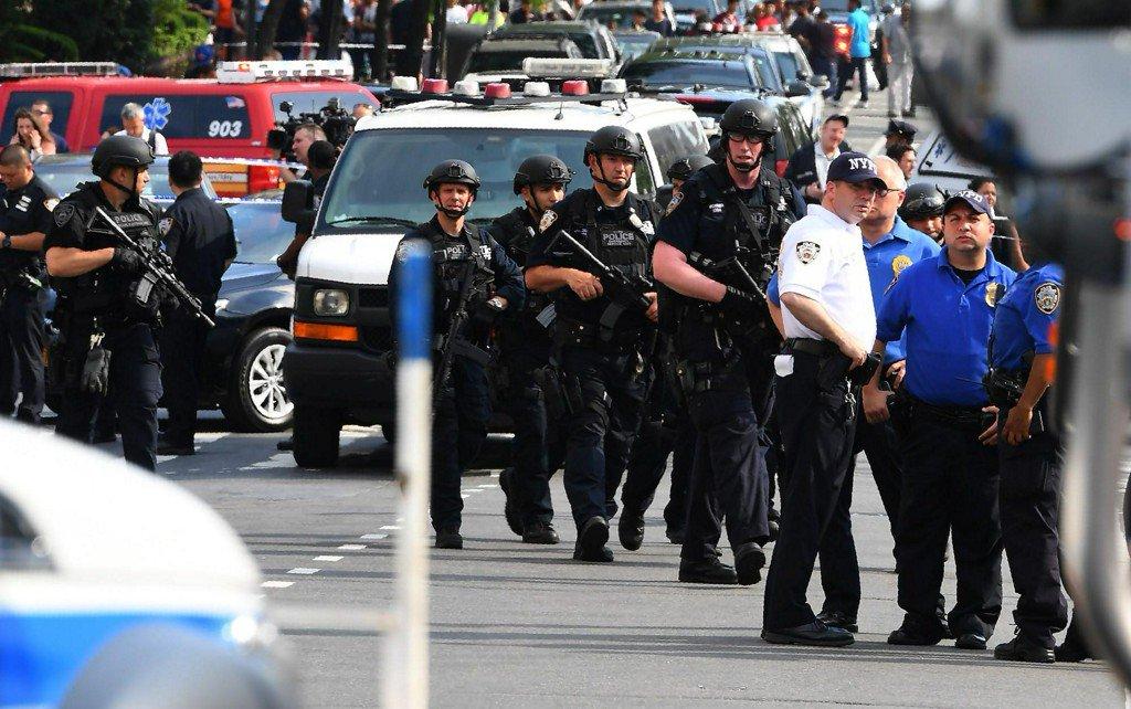 Witnesses describe shooting at New York's Bronx Lebanon Hospital
