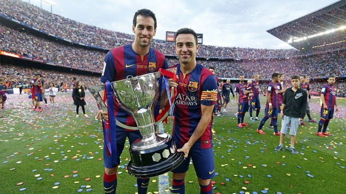 Happy 29th birthday to the Octopus of Badia, Sergio Busquets.