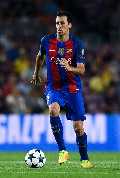 Happy Birthday Sergio Busquets!! Hope you have a good one..Busi