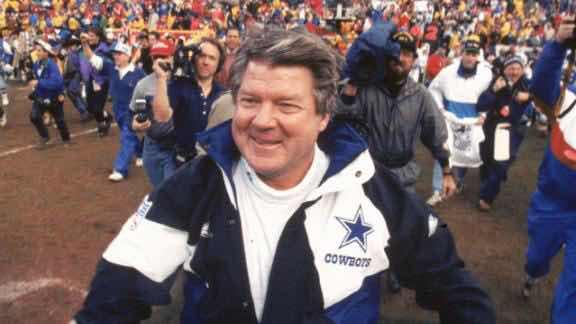 Happy Birthday to legendary coach Jimmy Johnson!!!
