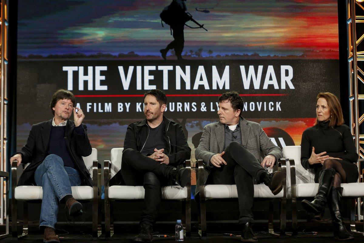 Filmmaker Ken Burns sees Vietnam War as virus, documentary as vaccination