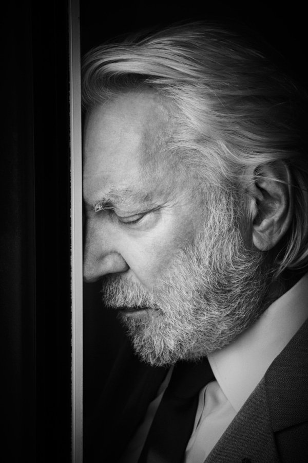 HAPPY BIRTHDAY DONALD SUTHERLAND