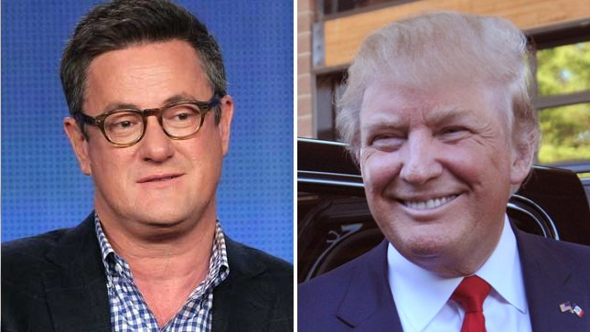 """Scarborough The GOP under Trump is """"a dying party I can no longer defend"""""""