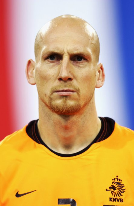 Striking fear in the opposition Happy Birthday, Jaap Stam!