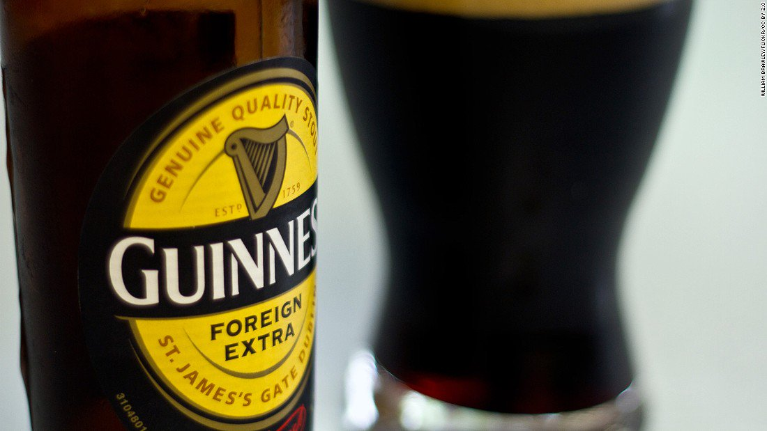 Why Guinness tastes different in Africa