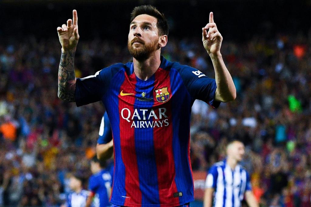 RT @TheSunFootball: Lionel Messi agrees new contract to stay at Barcelona until he's 34 https://t.co/qTM4aj6cgT https://t.co/QGyVt8Ioiz