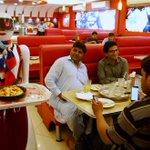 'Robot waitress' draws customers to Pakistani pizza joint - | WBTV Charlotte