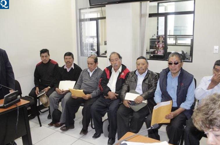 Condenan a exfuncionarios de Almolonga por peculado culposo