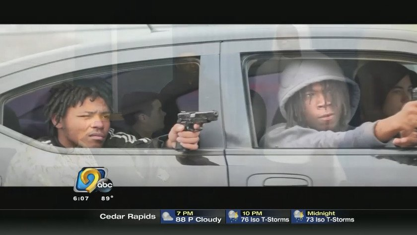 Local Hip-Hop artist partners with Reynolds to end gun violence
