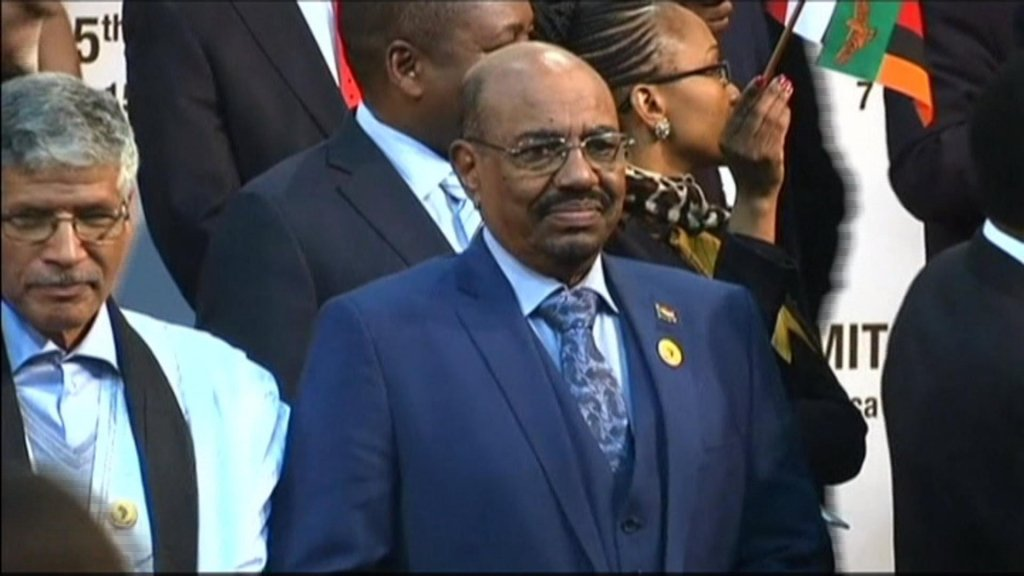 EYE ON AFRICA - ICC rules South Africa 'had duty to arrest' Sudan's Bashir