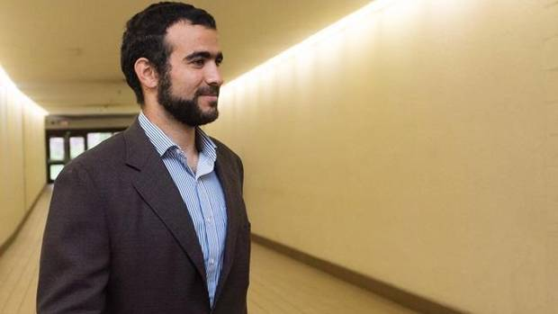 Federal government officially apologizes to Omar Khadr @GlobePolitics