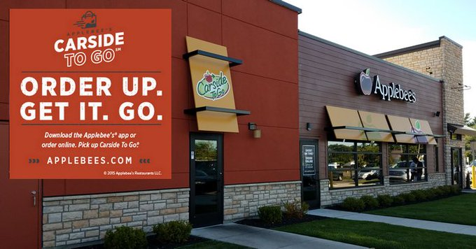 Celebrate National Picnic Month with Applebee's Carside To Go
