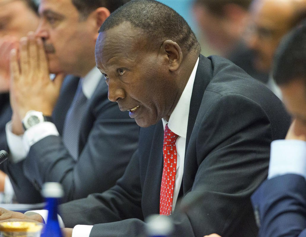 Kenya's interior minister dies a month before election