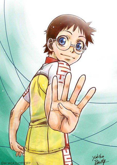【速報】TVアニメ『弱虫ペダル』第4期制作決定!2018年1月放送スタート!#yp_amime