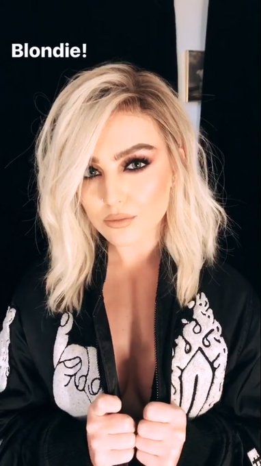 Happy Birthday to the beautiful,inspiring, vocal Queen Miss Perrie Edwards