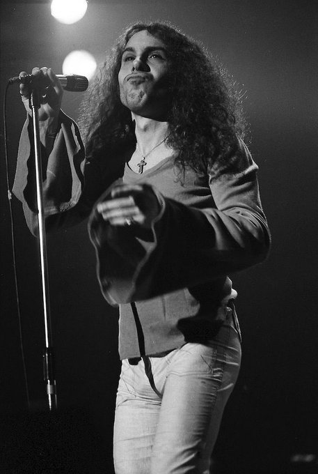 Happy Birthday, Man on The Silver Mountain Ronnie James Dio !