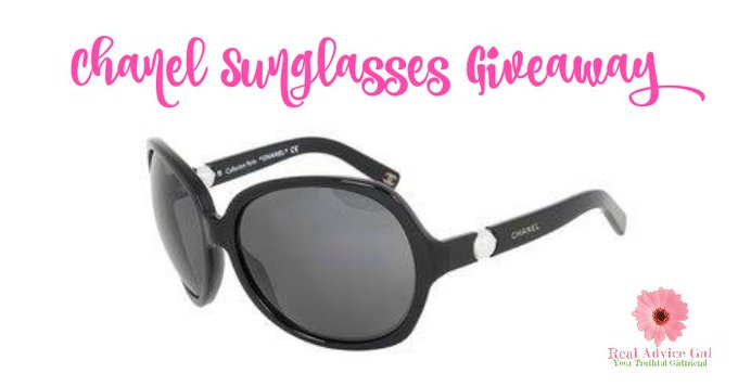 Chanel Sunglasses to Protect Your Eyes #HeartThis