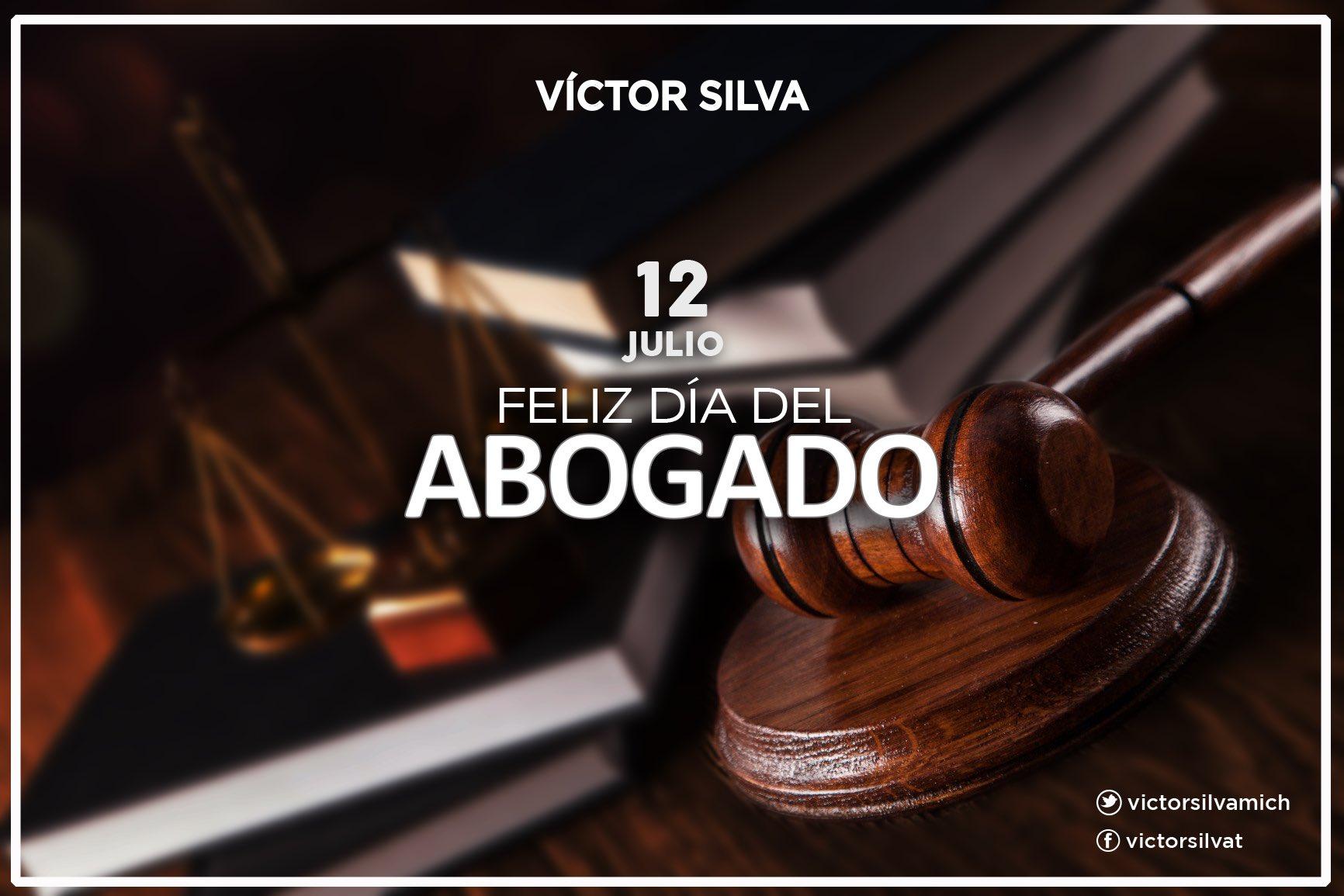 ¡Felicidades a todos los abogados en su día! #DíadelAbogado https://t.co/Y9yNk02rcB
