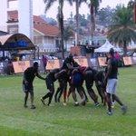 Rugby Africa Gold Cup: Philip Wokorach to start at flyhalf against Tunisia