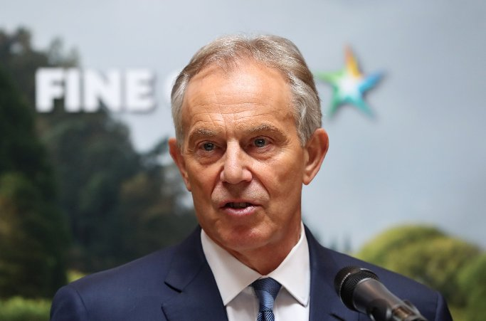 Electing Jeremy Corbyn as Prime Minister would knock out Britain says Tony Blair https://t.co/mjucqMckE2 https://t.co/Bz57P9xDlX