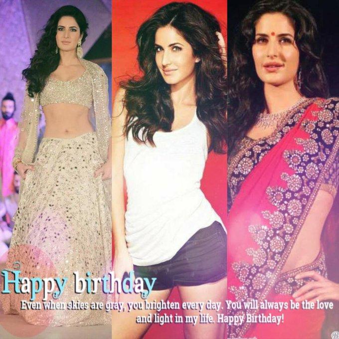 New DP : Happy Birthday Katrina Kaif Love You So Much Have Best Birthday & Blast