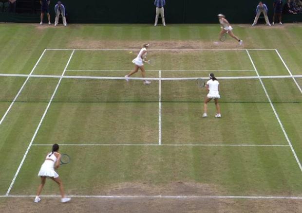 Anyone fancy another doubles final?  It's Kubot/Melo v Marach/Pavic   �� @BBCTwo https://t.co/jiUsK2EKJG https://t.co/Q6P4u9nmrz