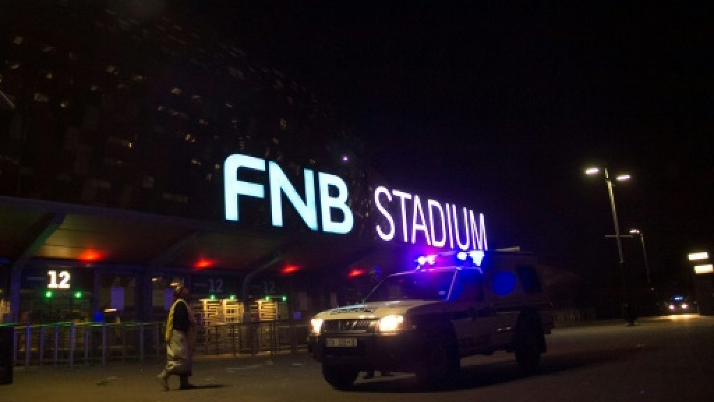 Two die in S. Africa football stadium crush