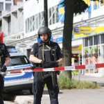 One dead, four wounded in Hamburg supermarket knife attack