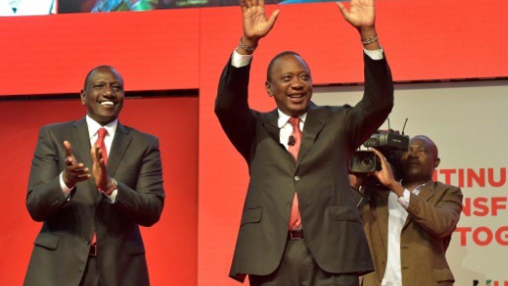 Unknown gunmen attack Kenya deputy president's home