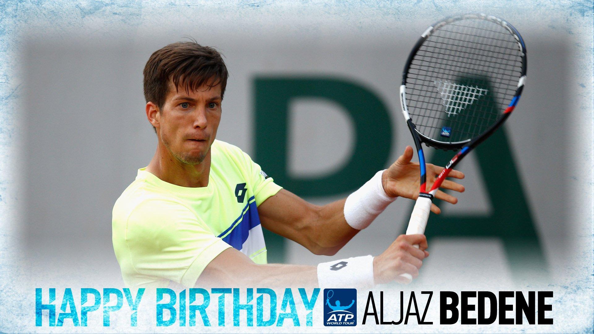 Happy 28th birthday @AljazBedene! ���� View #ATP Profile: https://t.co/rbV1p8epJJ https://t.co/r7onTszGRD