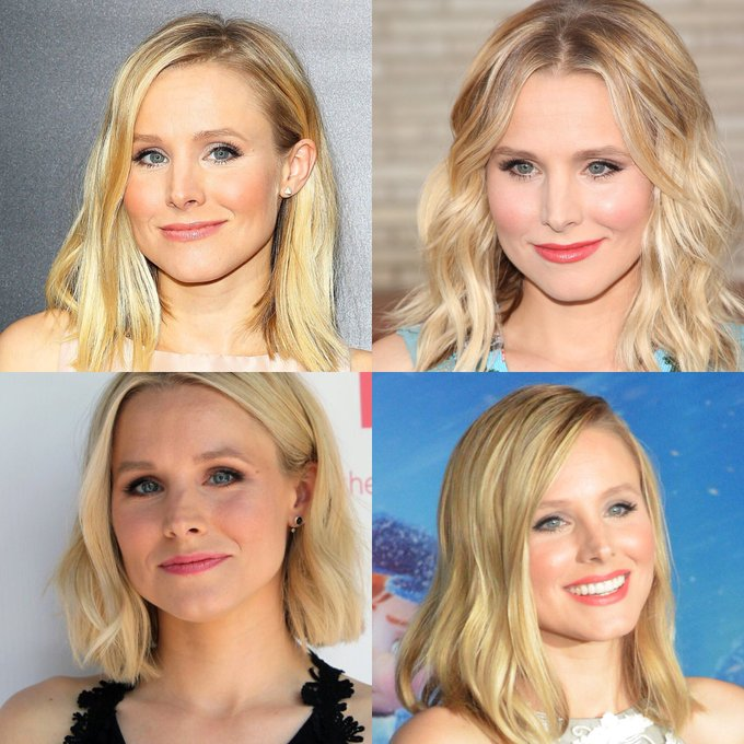 Happy 37 birthday to Kristen Bell . Hope that she has a wonderful birthday.
