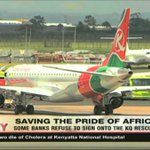 Some banks refuse to sign onto the KQ rescue deal