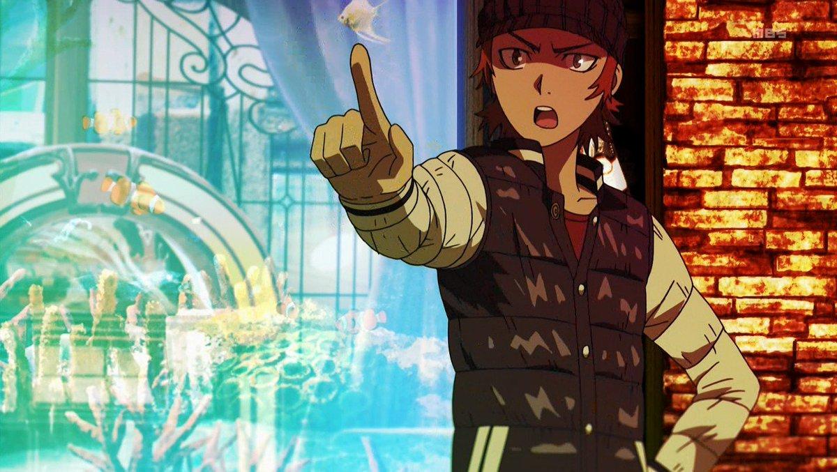 本日7月20日は「K」の赤のクランズマン、八田美咲の誕生日。おめでとう♪#K #anime_k#八田美咲生誕祭#八田美咲