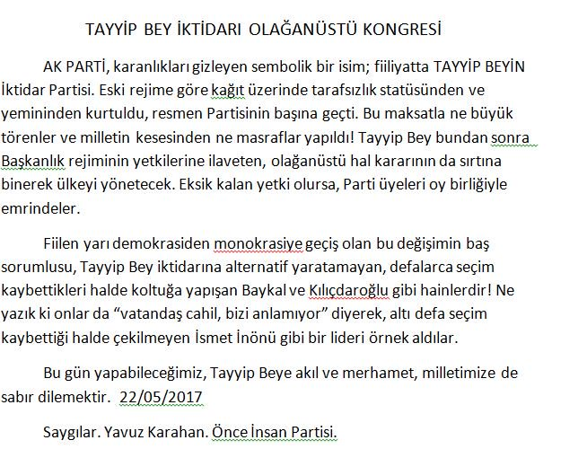 #15Temmuz #Bakanlar Kurulu #Tuğrul Türkeş #DüşündüğümTekŞey #YeniBakanlaAdalete #Gıda Tarım #19TemmuzDünyaÖvgüGünü https://t.co/PYseueBQHC