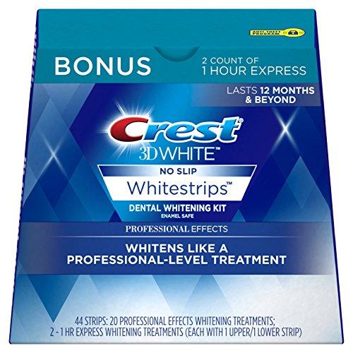 US #Beauty No.5 Crest 3D White Professional Effects Whitestrips De... https://t.co/NiE7gLsYLY https://t.co/r1OX4bQRdL