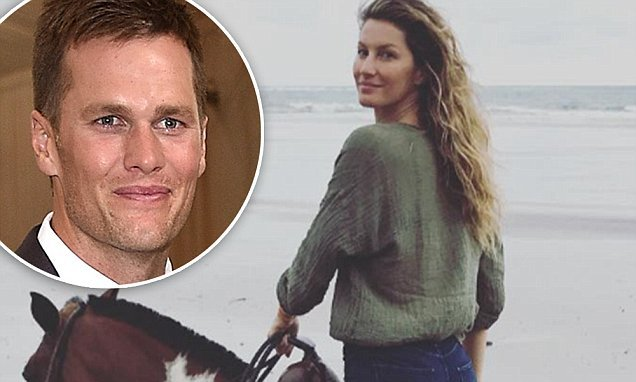 Tom Brady Wishes Gisele Bundchen Happy Birthday With :  .,,