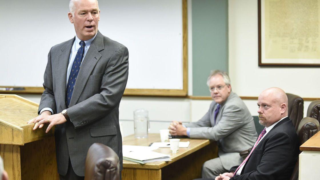 Prosecutor seeks judge's order for Greg Gianforte's mug shot