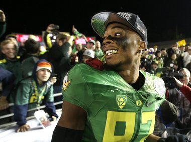Darren Carrington, former Ducks wideout, pleads not guilty to DUII charge