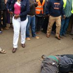 JUST IN: Thug shot dead in Ndumbu- Ini Uthiru moments ago, another lynched