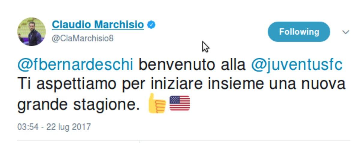 #Bernardeschi