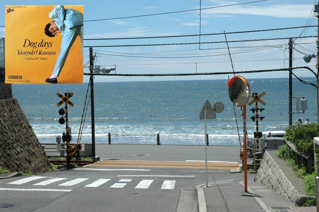 🌴My favorite summer song -3-🌴映像、メロディー、言の葉✨💖全てが大好きな曲です🎶鎌倉高校前駅
